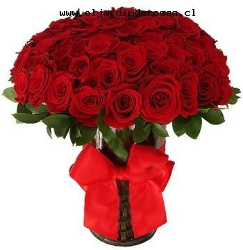 ELJARDINDEROSAS Florerias Flores santiago - Chile Envio de rosas a ...